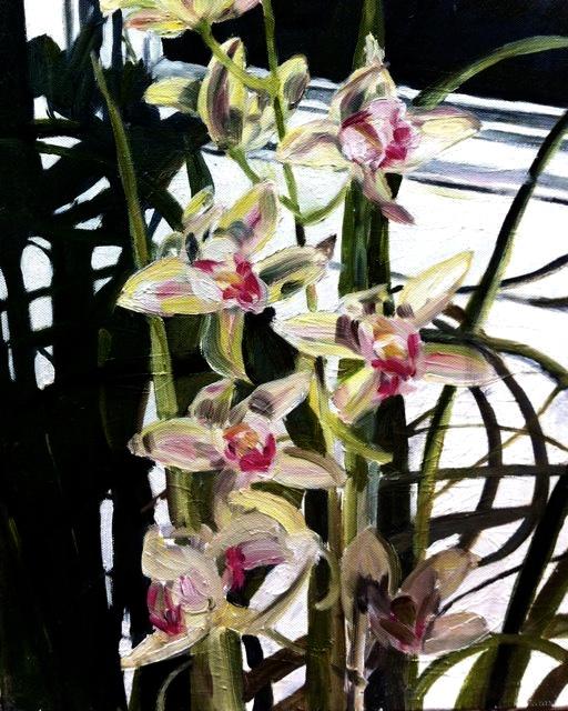 40.Orchid-35cmx45cm
